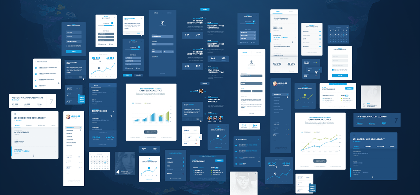 top 20 ui design system templates for sketch weshare