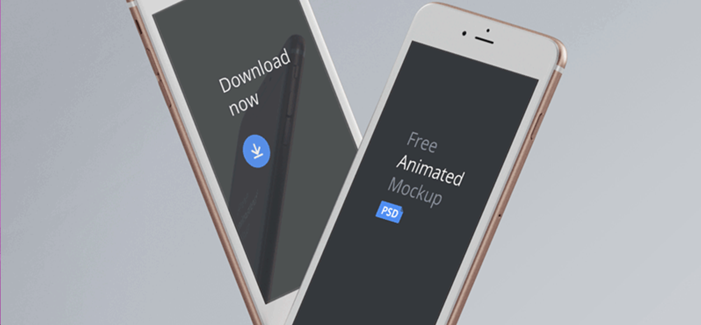 animated mockup, Top 25 Animated Mockup Design Templates PSD